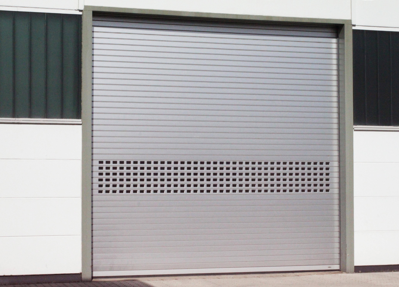 Introduction of TNR Industrial Doors' New HSR-007 Door