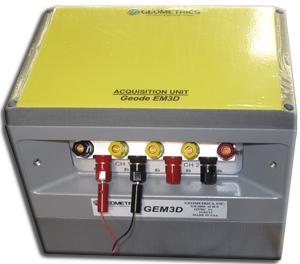 Geode EM3D Acquisition Unit