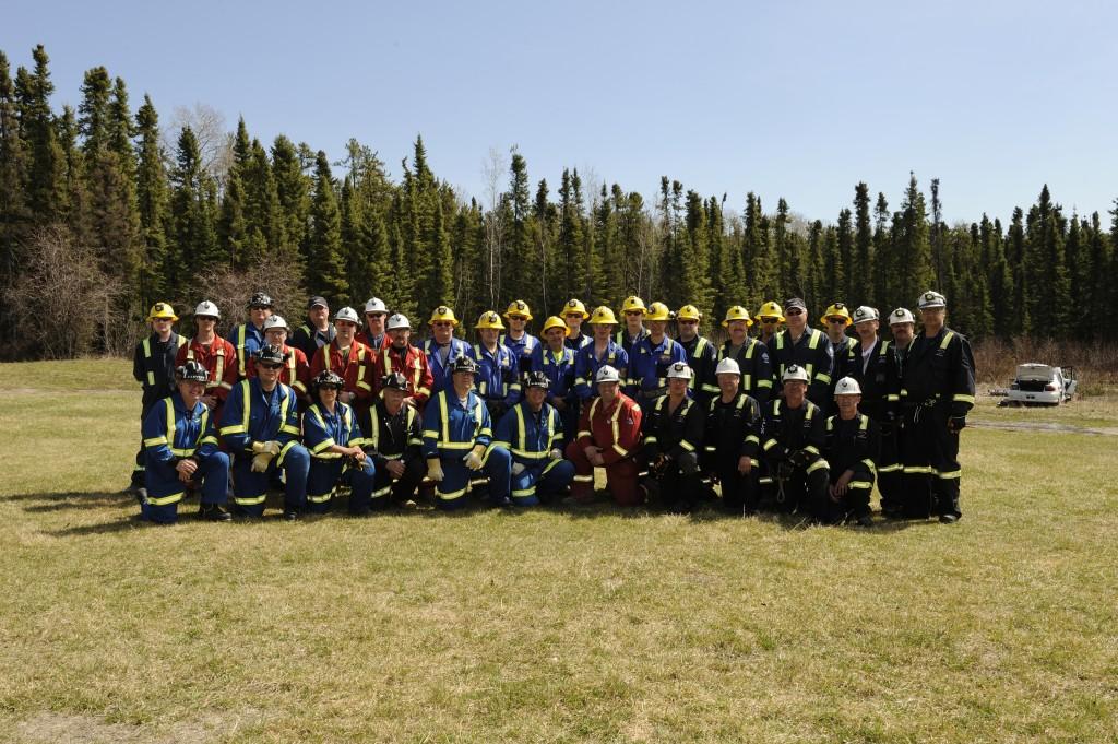 12 - Manitoba's Mine Rescue Champions