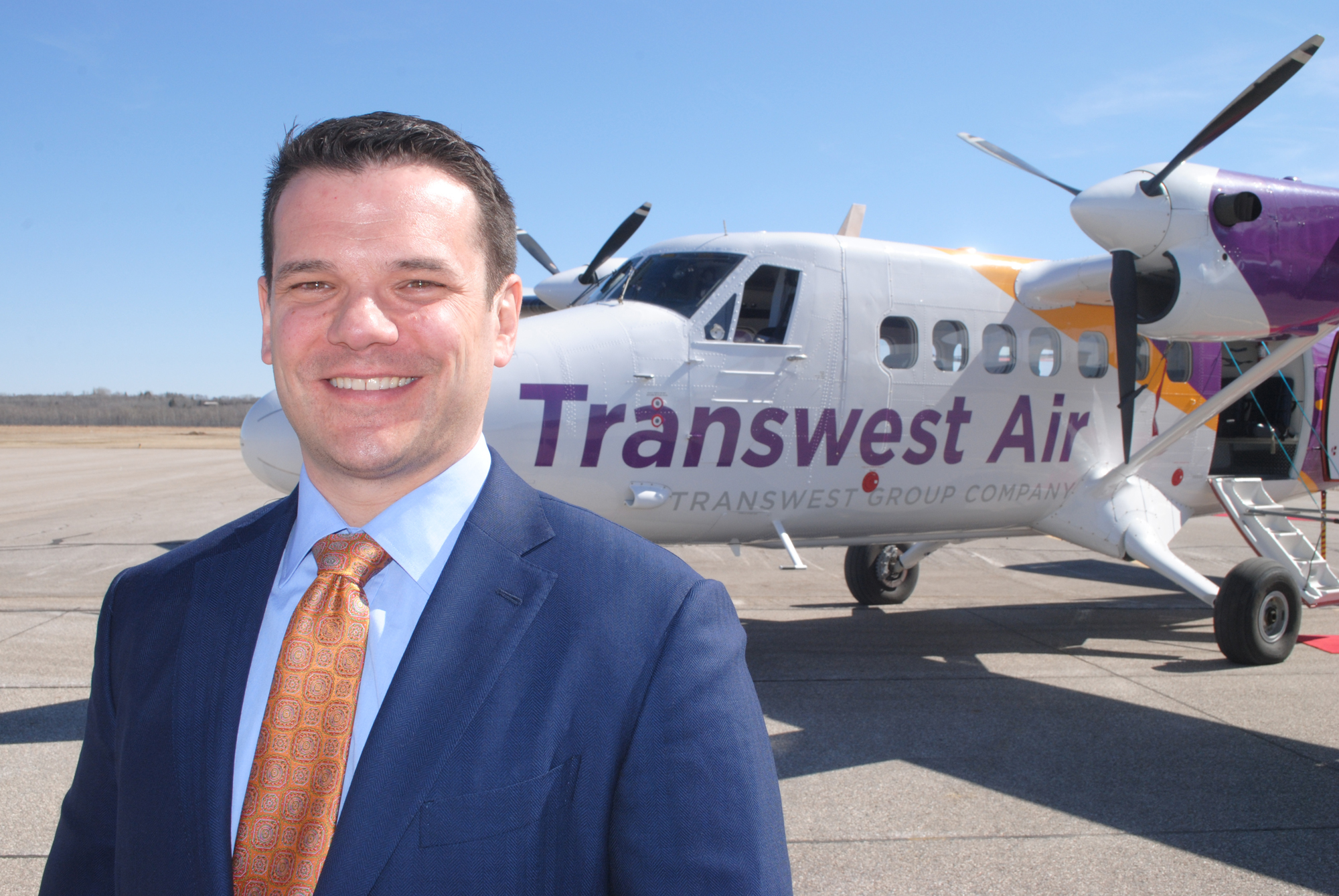 Ready to Soar – Transwest Air celebrates 15th anniversary and expansion in the North