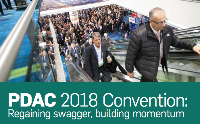 PDAC 2018 Convention in Review