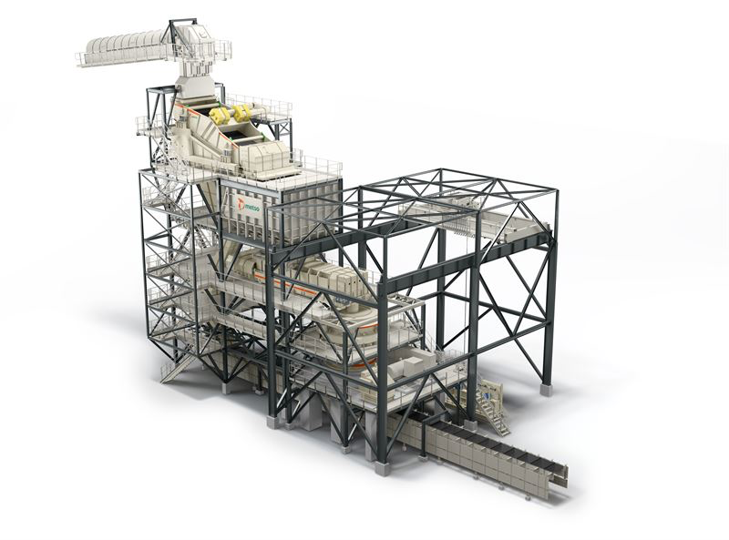 Metso introduces two new game-changing crushing and screening plant concepts for mining