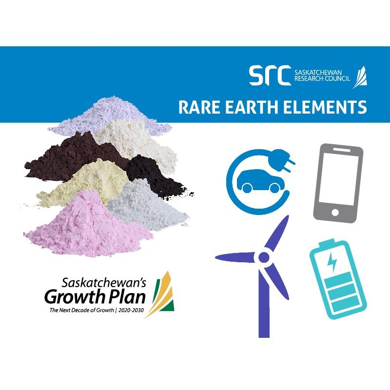 Saskatchewan to Create Canada's First Rare Earth Processing Facility at SRC